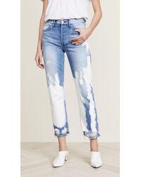 3x1 - Higher Ground Crop Jeans - Lyst