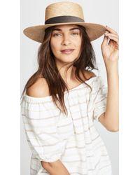Janessa Leone - Jade Bolero Hat - Lyst