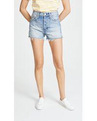 AMO - Rosebowl Shorts - Lyst