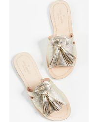 Kate Spade - Coby Slides - Lyst