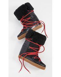 Isabel Marant Nowly Boots - Black