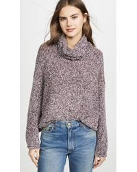 Free People Bff Sweater - Multicolour