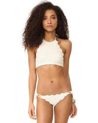 Marysia Swim - Mott Bikini Top - Lyst