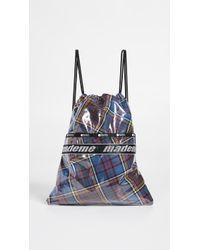 LeSportsac X Mademe Drawstring Backpack - Blue