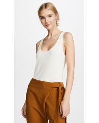 Jason Wu - X Diane Kruger Lightweight Empire Knit Tank - Lyst
