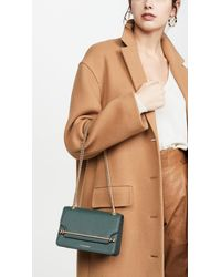 Strathberry East / West Mini Bag - Green
