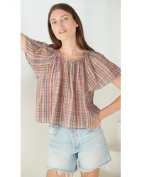 The Great The Dale Top - Multicolor