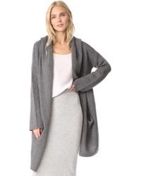 ThePerfext - Long Sleeve Cashmere Cardigan - Lyst