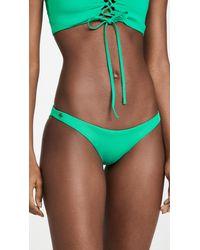 Maaji Grass Green Flirt Bikini Bottoms