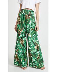 FARM Rio Amazonia Pants - Green