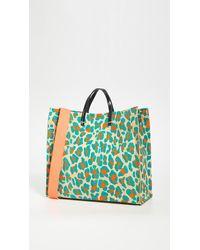 Clare V. Simple Tote Bag - Multicolour