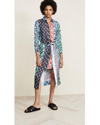 Carven - Long Robe - Lyst