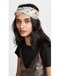 Camilla Wrap Headband - Multicolour