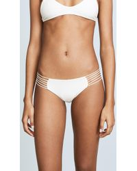 Mikoh Swimwear - Kapalua Bikini Bottoms - Lyst