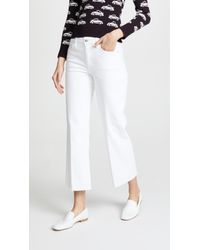 Joe's Jeans - The Wyatt High Rise Retro Crop Jeans - Lyst