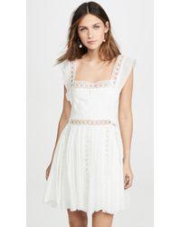 Free People Verona Dress - White