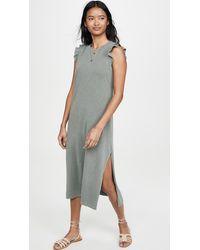 Sundry Midi Dress - Multicolour