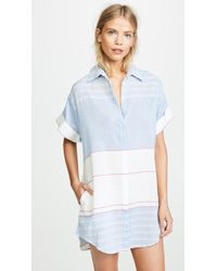 Red Carter - The Wave Shirt - Lyst