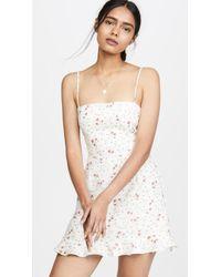 Reformation Kiernan Dress - White