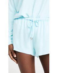 Honeydew Intimates Starlight Shorts - Blue