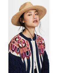 Hat Attack - Escape Mini Motto Rancher Hat - Lyst