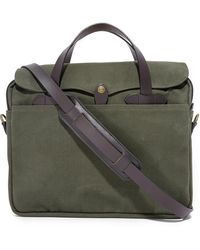 Filson Original Briefcase - Green