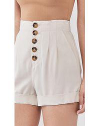 BB Dakota Sunny Side Up Shorts - Multicolour