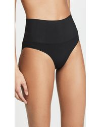 Spanx Everyday Shaping Briefs - Black