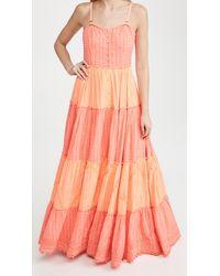 Hemant & Nandita - Long Dress - Lyst