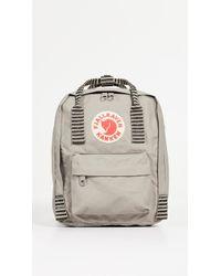 Fjallraven Kanken Mini Backpack - Multicolour