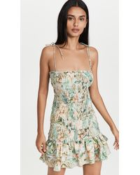 Significant Other Margot Dress - Green