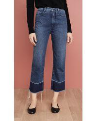 Rachel Comey Slim Legion Jeans - Blue