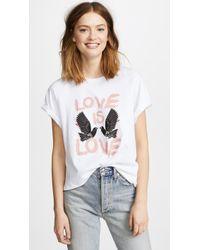 Rebecca Minkoff | Lombardo T-shirt | Lyst