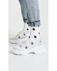 f1d60e5b5c0 Jeffrey Campbell - Email Vinyl Platform Sneakers - Lyst