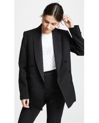 Pallas - Cerbere Double Breasted Tuxedo Jacket - Lyst
