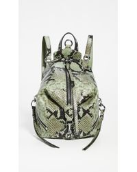 Rebecca Minkoff Convertible Mini Julian Backpack - Multicolour