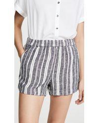 Splendid Pier Shorts - Blue