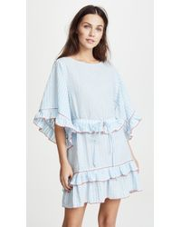 Morgan Lane Franny Dress - Blue