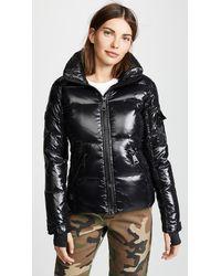 Sam. Freestyle Jacket - Black