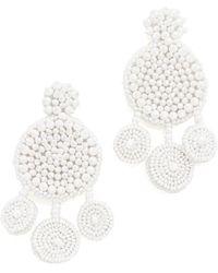 All Things Mochi - Spanish Earrings - Lyst