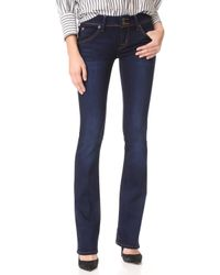 Hudson Jeans - Beth Baby Boot Cut Jeans - Lyst