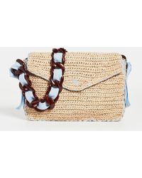 PAMELA MUNSON Las Olas Shoulder Bag - Multicolour
