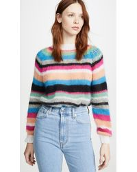 Michaela Buerger Striped Jumper - Multicolour