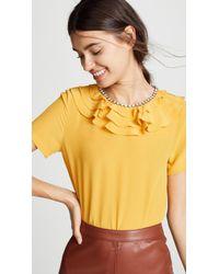 Boutique Moschino - Silk Shirt - Lyst