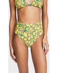 Diane von Furstenberg Kiana Bikini Bottoms - Multicolor