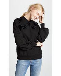 CLU - Pompom Sweatshirt - Lyst