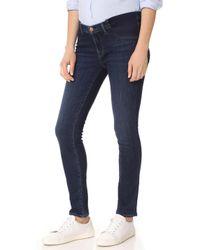 J Brand - Maternity J Skinny Jeans - Lyst