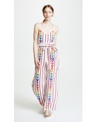 All Things Mochi - Lisa Jumpsuit - Lyst