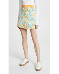 JoosTricot Zipper Skirt - Blue
