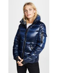 Sam. Freestyle Jacket - Blue